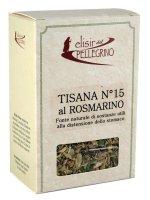Copertina di 'Tisana al rosmarino 50 gr.'